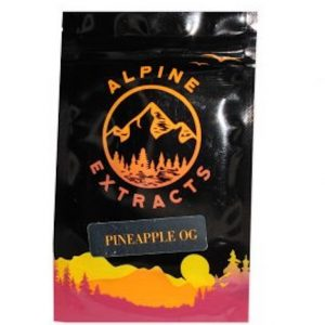 Buy Alpine Extracts – Shatter 1g UK