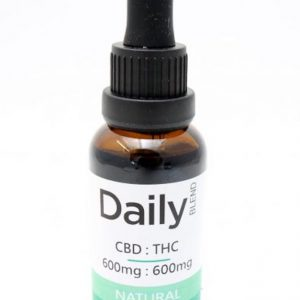 Buy CBD:THC Full Spectrum Tincture UK