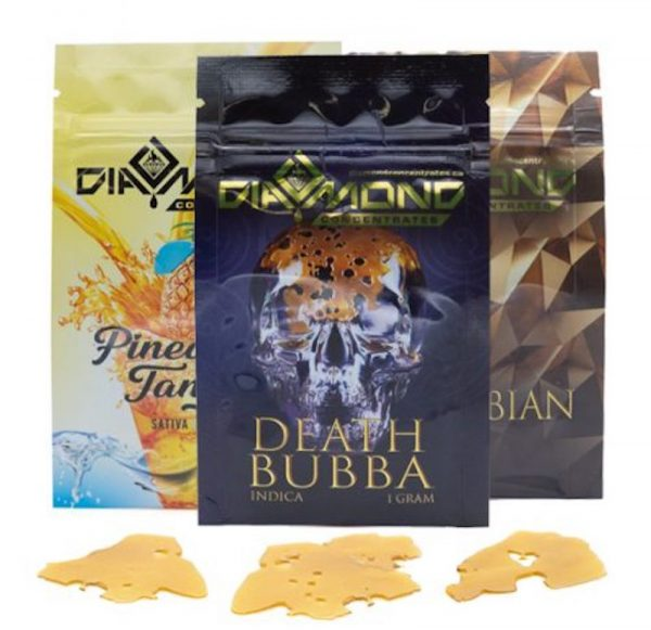 Buy Diamond Concentrates Shatter – 1g UK