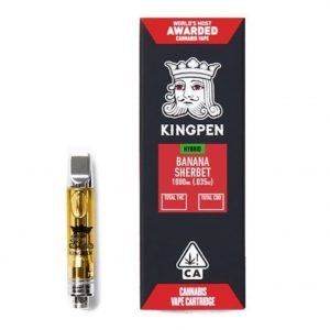 Buy King Louis OG Vape Cartridge UK