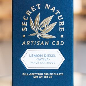 Buy Lemon Diesel Vape Cartridge UK